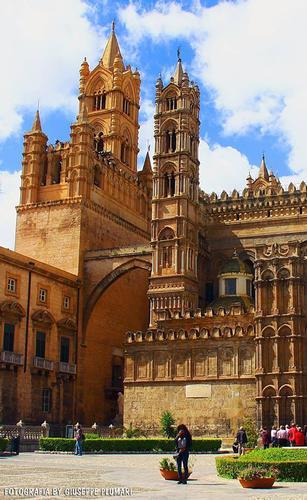 cattedrale di Palermo (1007 clic)