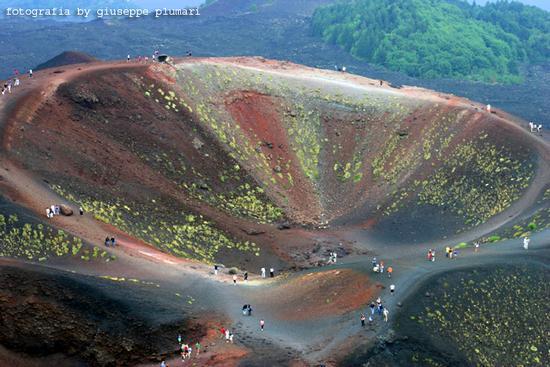 cono vulcanico spento - Etna (2729 clic)