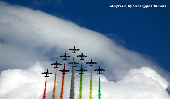 frecce tricolori (247 clic)