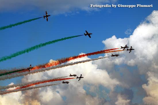 frecce tricolori (197 clic)