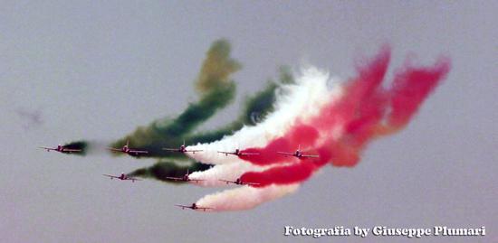 frecce tricolori (244 clic)