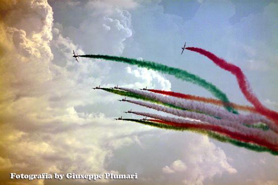 frecce tricolori (258 clic)