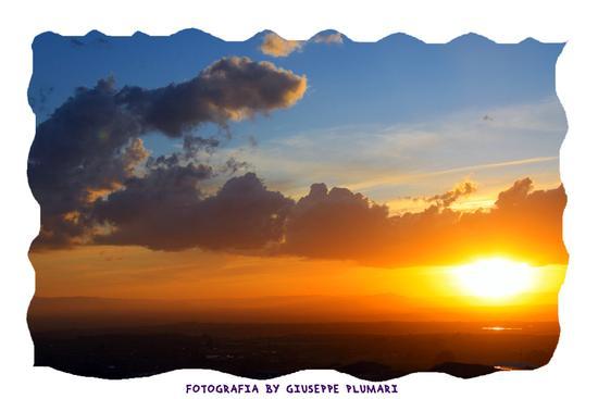 TRAMONTO - Motta sant'anastasia (2169 clic)