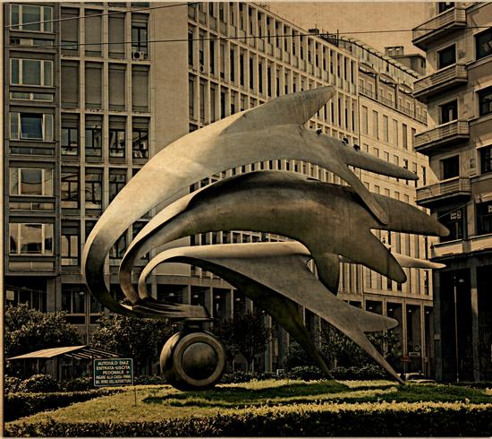 Monumento ai Carabinieri - MILANO - inserita il 13-Apr-12