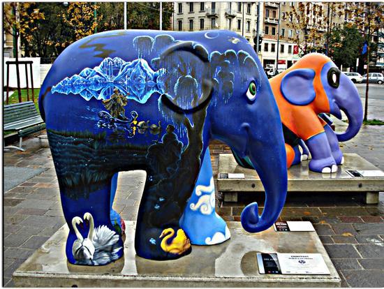 Cygnifant by Anja & Eva Frenaij - Milano (1088 clic)