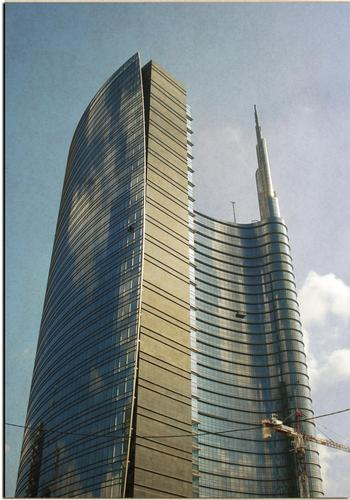Torre Garibaldi - Milano (2227 clic)
