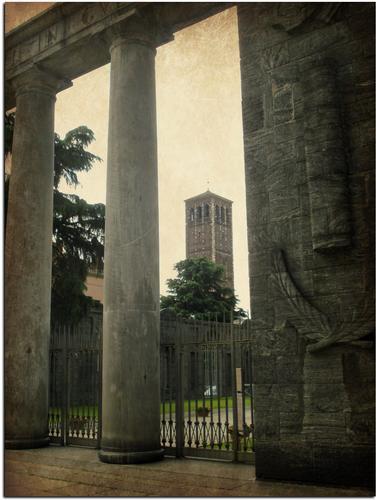 Tempio della Vittoria - Milano (1197 clic)