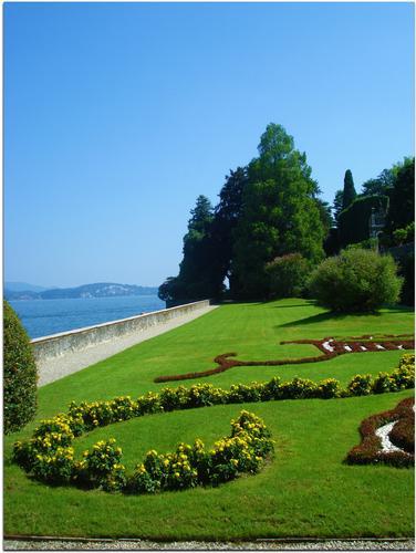 Giardini Villa Borromeo - Stresa (1470 clic)