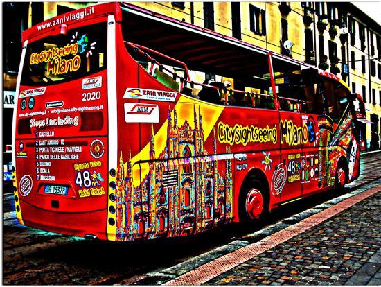 City Bus - Milano (1197 clic)