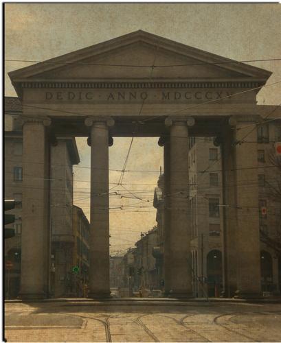 Porta Ticinese - Milano (1365 clic)