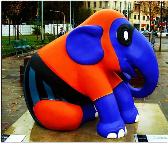 Elephantom by Onofrio Catacchio - Milano (1491 clic)