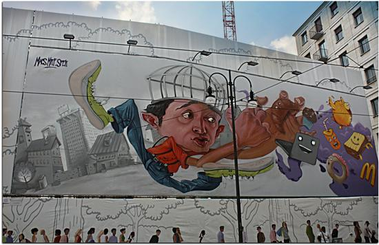 Artisti di Strada - Milano (719 clic)