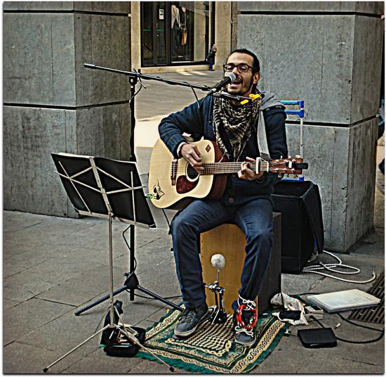Artisti di Strada - Milano (899 clic)