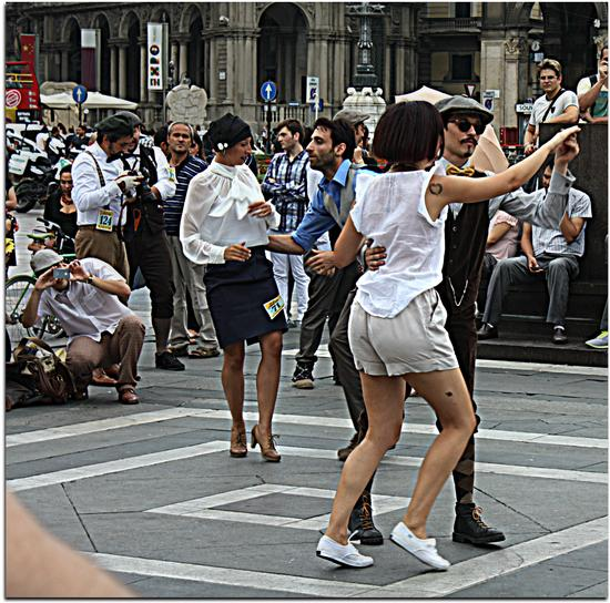 Ballando.... - MILANO - inserita il 17-Sep-13