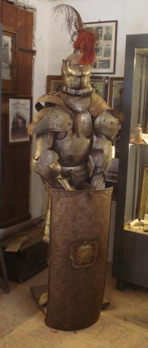 Nel Museo della Rocca di Soncino (1542 clic)