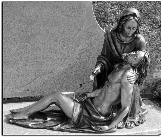 Pietà - Crespi d'adda (1707 clic)