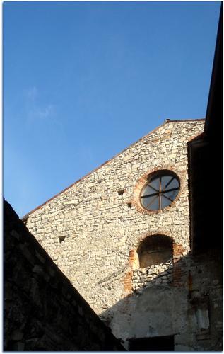 Monastero di San Pietro in Lamosa - Provaglio d'iseo (1942 clic)