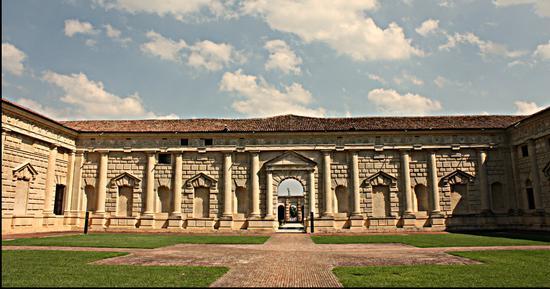 Palazzo Te - Mantova (1122 clic)