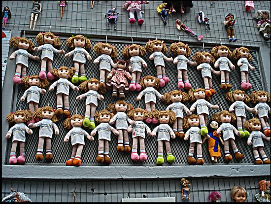 Wall Dolls - Milano (564 clic)