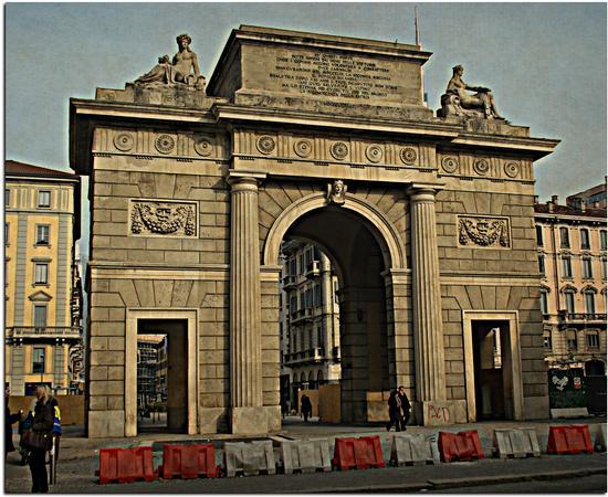 Porta Garibaldi - Milano (2271 clic)