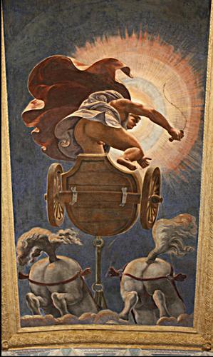 Camera del Sole e della Luna - Palazzo Te - Mantova (1592 clic)