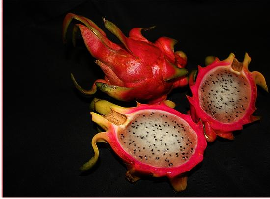 Pitaya o Dragon Fruit - Melzo (500 clic)