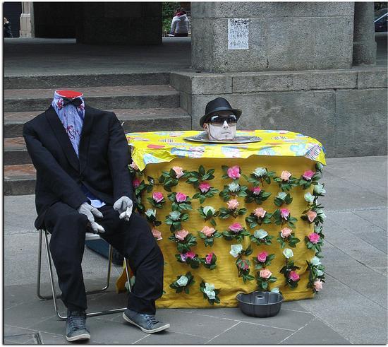 Artista di Strada - Milano (792 clic)