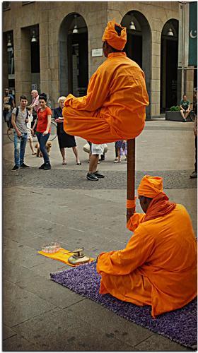 Artisti di Strada - Milano (966 clic)