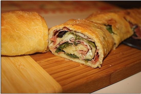 La Pizza arrotolata - Melzo (581 clic)