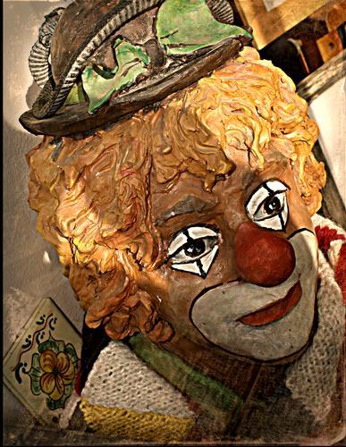 I colori del Clown - Milano (615 clic)