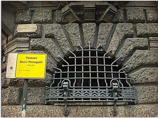 Palazzo Berri - Meregalli - Milano (2921 clic)