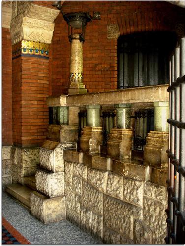 Palazzo Berri - Meregalli - Milano (1621 clic)