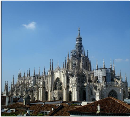 Il Duomo di Milano (3520 clic)