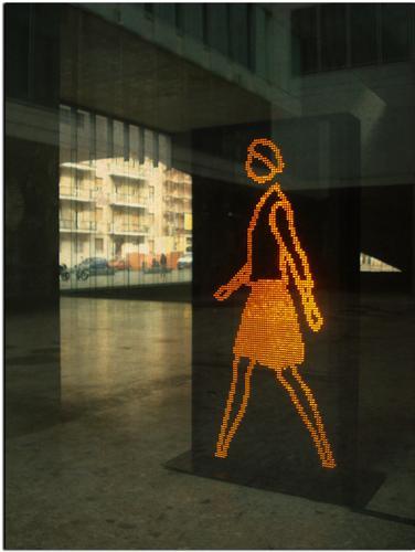 Camminando camminando - Milano (1990 clic)