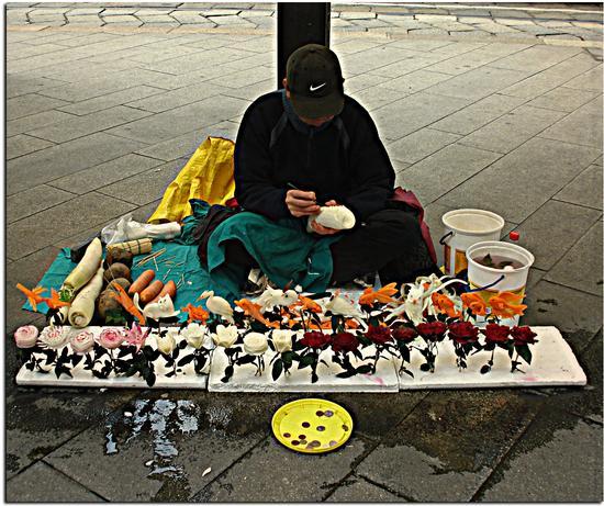 L' Artista di Strada - Milano (328 clic)