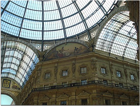 Galleria Vittorio Emanuele II - Milano (1638 clic)