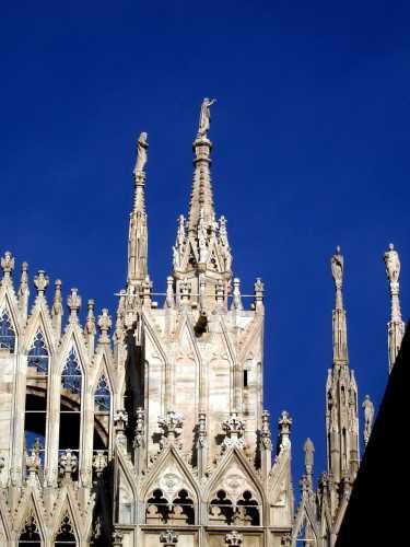 Il Duomo di Milano (2583 clic)