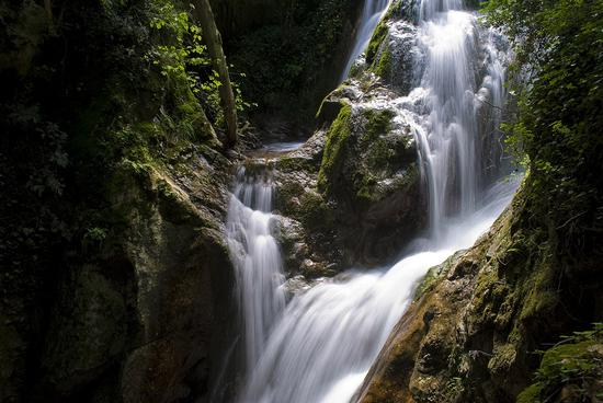 Cascata - Rio Canneto - Amalfi (3891 clic)