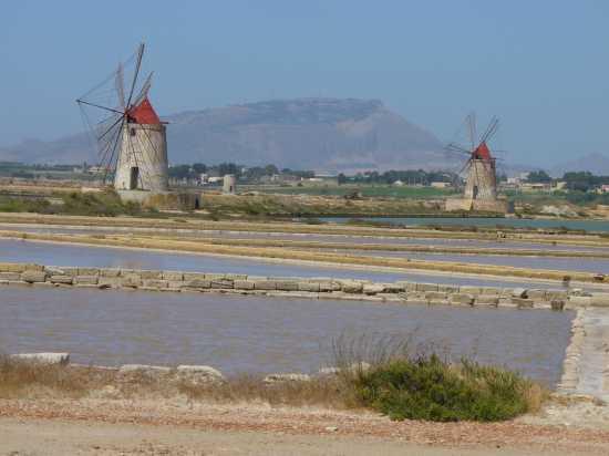 Le saline - Marsala (3031 clic)