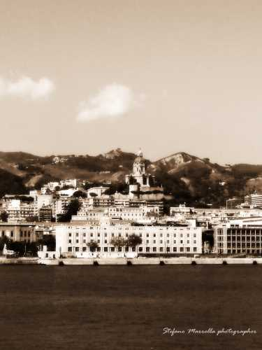 Veduta di Messina (2544 clic)