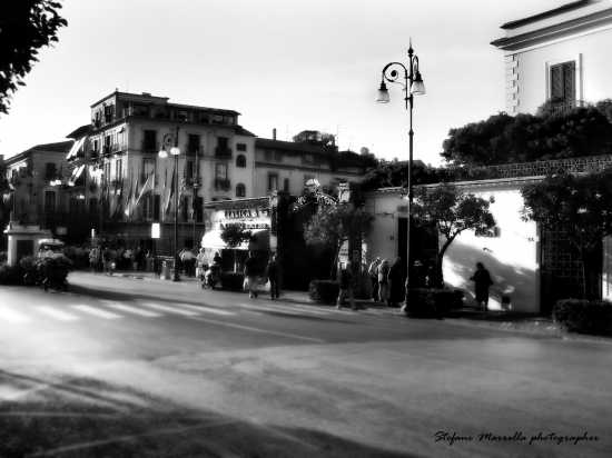 Sorrento (NA) - Piazza Tasso (3097 clic)