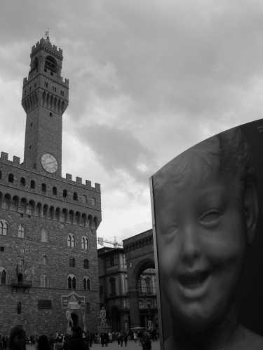 Firenze ed il bambino (2242 clic)