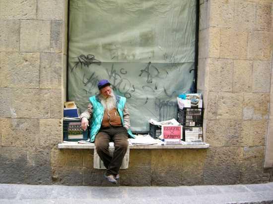 homeless a Firenze (2189 clic)