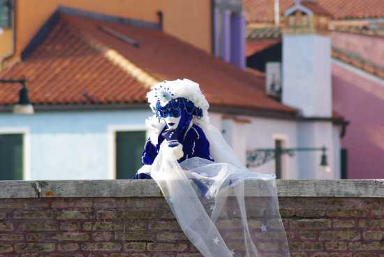 carnevale di venezia 2010 - Burano (2430 clic)