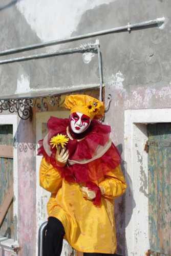 carnevale di venezia 2010 - Burano (1997 clic)