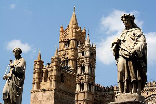 La Cattedrale - Palermo (4740 clic)