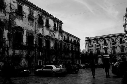 ombre a piazza Bologni - Palermo (2848 clic)