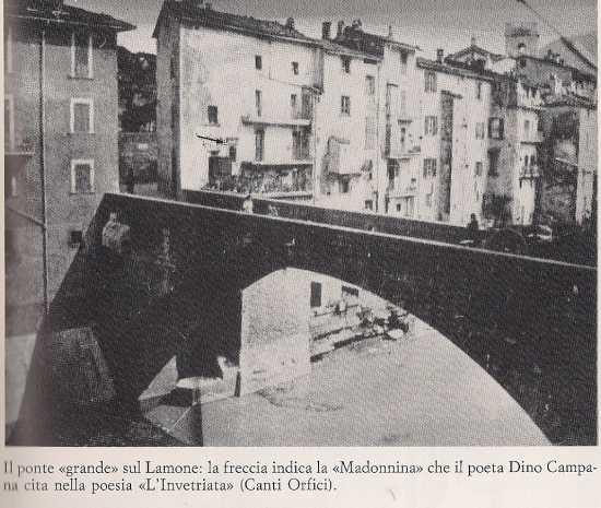 Dino Campana La flebile luce alla Madonnina - Marradi (2435 clic)