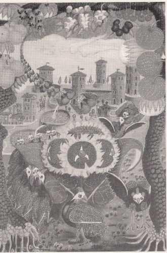 Francesco Galeotti Pittore Naif della Romagna Toscana - Marradi (2880 clic)