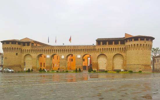 Rocca Albornoziana - Forlimpopoli (1414 clic)